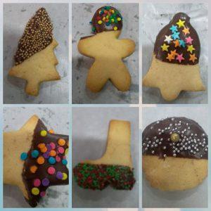 Biscoito Amanteigado de Natal