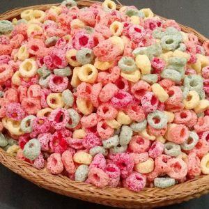 Cereal Frutas
