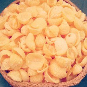 Salgadinhos de Milho Churrasco